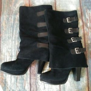 Report Marilyn Boots Size 7.5